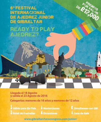 Festival Internacional Junior Gibraltar 2016