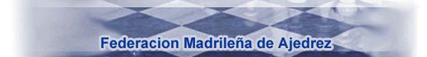 Campeonato Individual de Madrid 2018/2019 - Fase Previa A