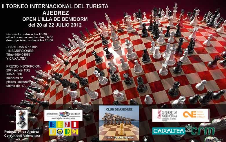 2. Torneo Internacional del Turista Benidorm 2012